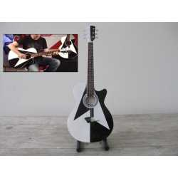 Dean Michael Schenker Performer Electro Acoustic Guitar (o.a. KISS)