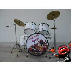 Drumstel ANIMAL !!! (The Muppets)