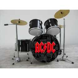 Drumstel ACDC