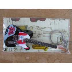 keyring Fender Telecaster Greenday