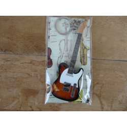 keyring Fender Telcaster Andy Summers 9Police)