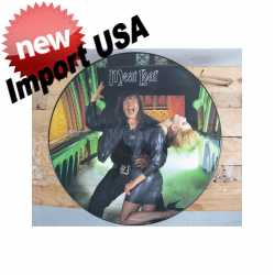 Originele Picture Disk (LP) van Meat Loaf 'Modern girl' 1984