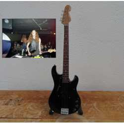 Gitaar Fender Precision bass Black