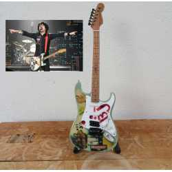 Gitaar Fender Stratocaster van Billie Joe (GREENDAY)