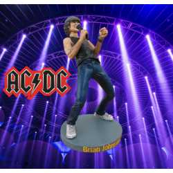 Rock action figure Brian Johnson (ACDC)