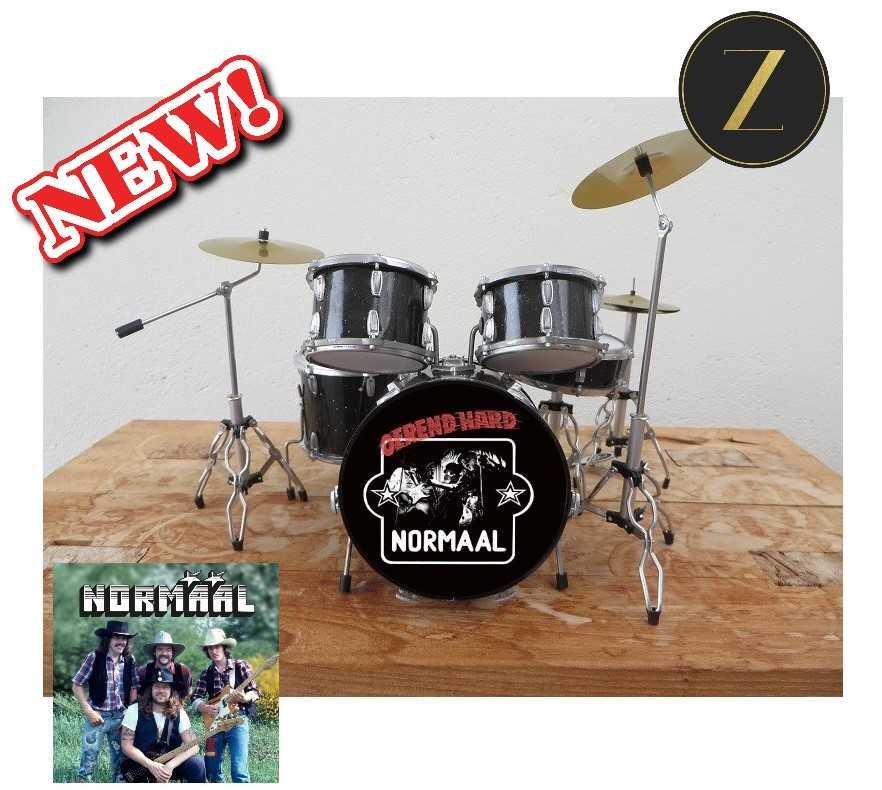 EXCLUSIEF drumstel Normaal Oerend Hard